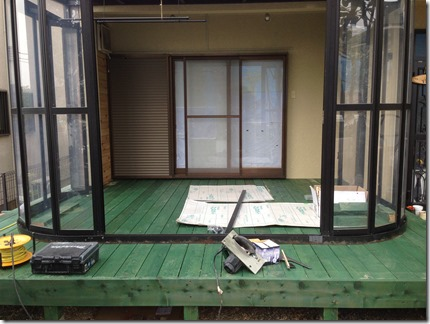 IMG_9924_thumb 伊賀市桐ヶ丘のウッドデッキ改修現場です