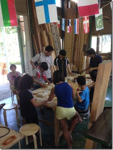 2015-08-01%2013.40.54_thumb 腰山の工房で木工ワークショップやりました!