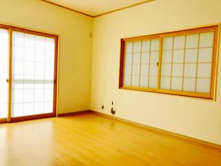 和室から明るい洋室に大変身!