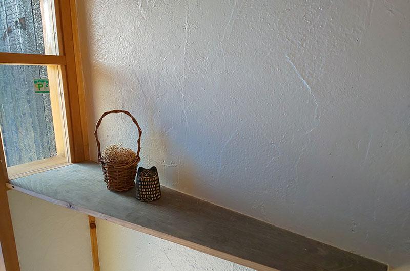茅葺の古民家再生と薪ストーブのある家02