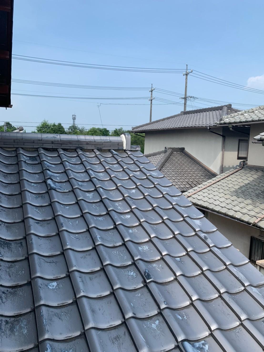雨漏りで困っていた屋根工事で安心02