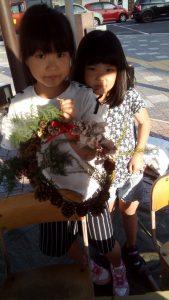 IMG_09771-300x169 クリスマスリース作り in マーケットノトナリ