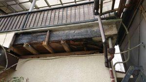 IMG-2286-300x225 現場中継*外壁補修・ベランダ防水塗装工事【前編】