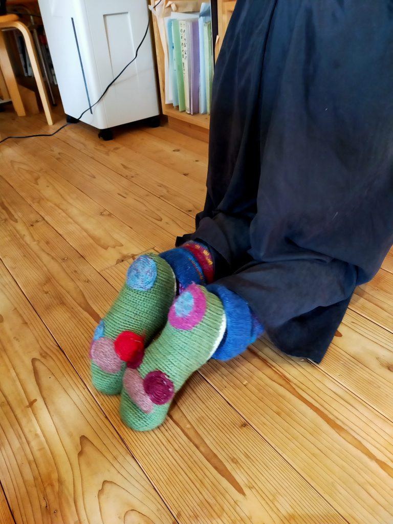 IMG20200220125949-768x1024 手編みの靴下