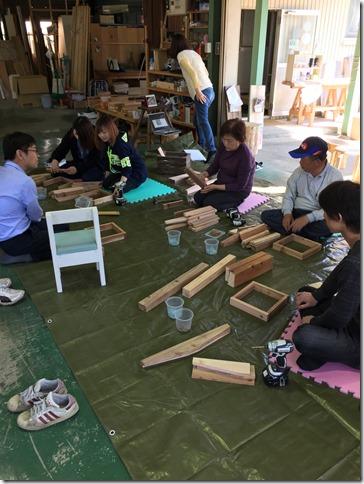 wlEmoticon-Inlove_2 伊賀市腰山での木工ワークショップ盛況でした!