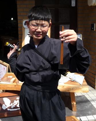 blog_import_550a1a246d8ed NINJAフェスタ、My箸作り、ありがとうございました