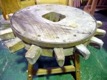 blog_import_550a1a5e035e9 服部半蔵も使った(?)水車小屋の歯車のテーブル【前編】