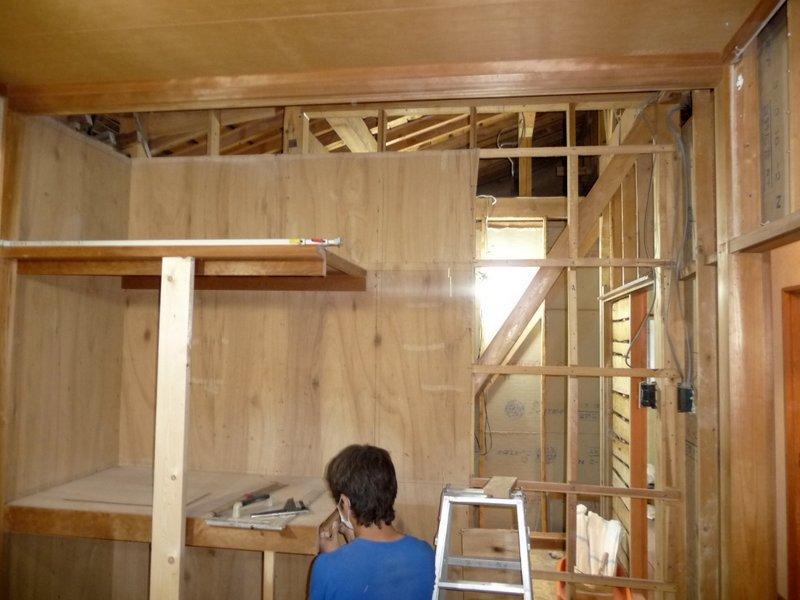 242 T様邸の解体工事がスタート!目指せ今年の完成
