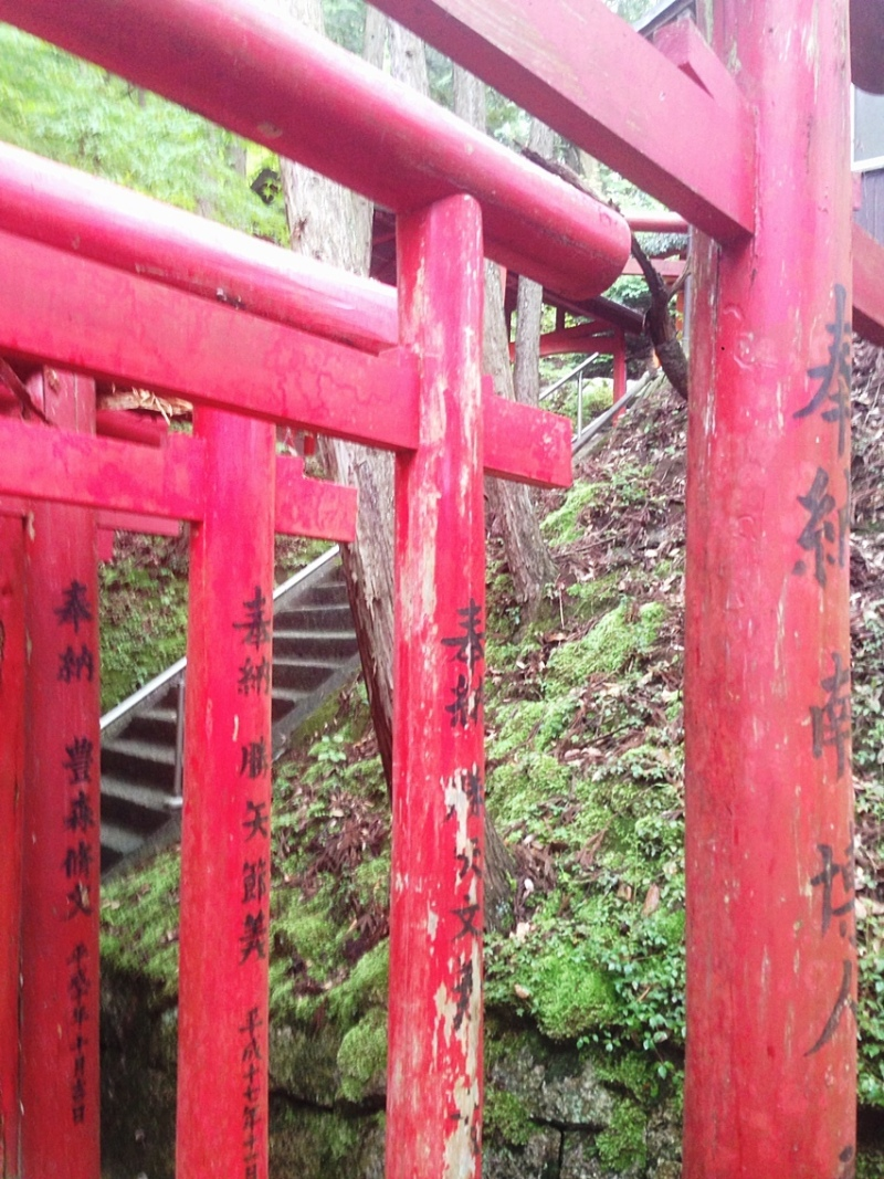 blog_import_550a1c5daf818 お稲荷さんの鳥居を造ってもらえないかというご依頼。