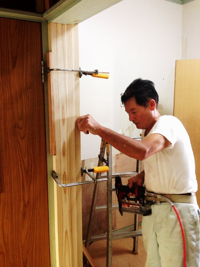 blog_import_550a1c664a38c 伊賀市Iさま邸、大工工事も大詰めです。