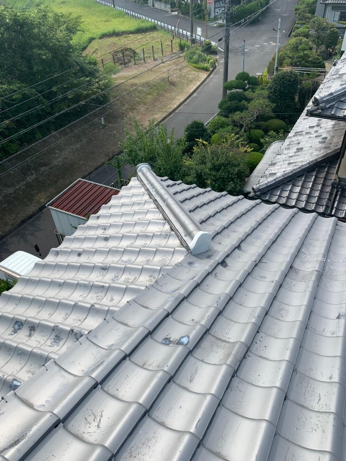 雨漏りで困っていた屋根工事で安心03