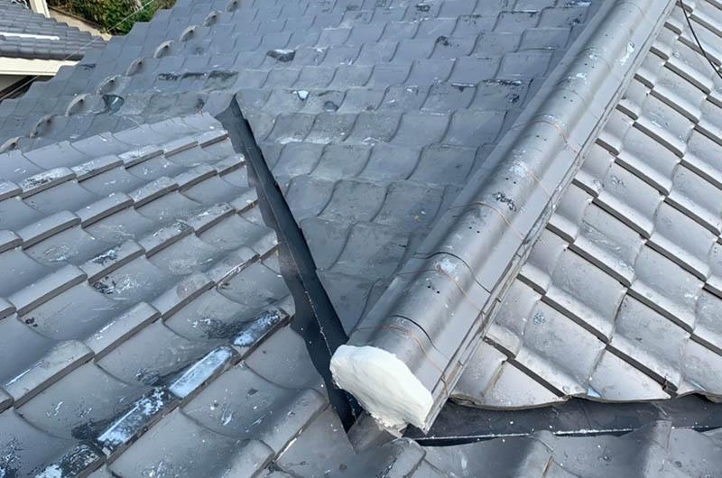 雨漏りで困っていた屋根工事で安心