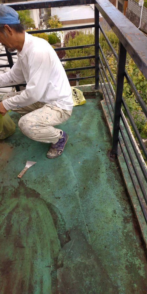 2-512x1024 名張市I様邸 防水塗装工事完了しました!