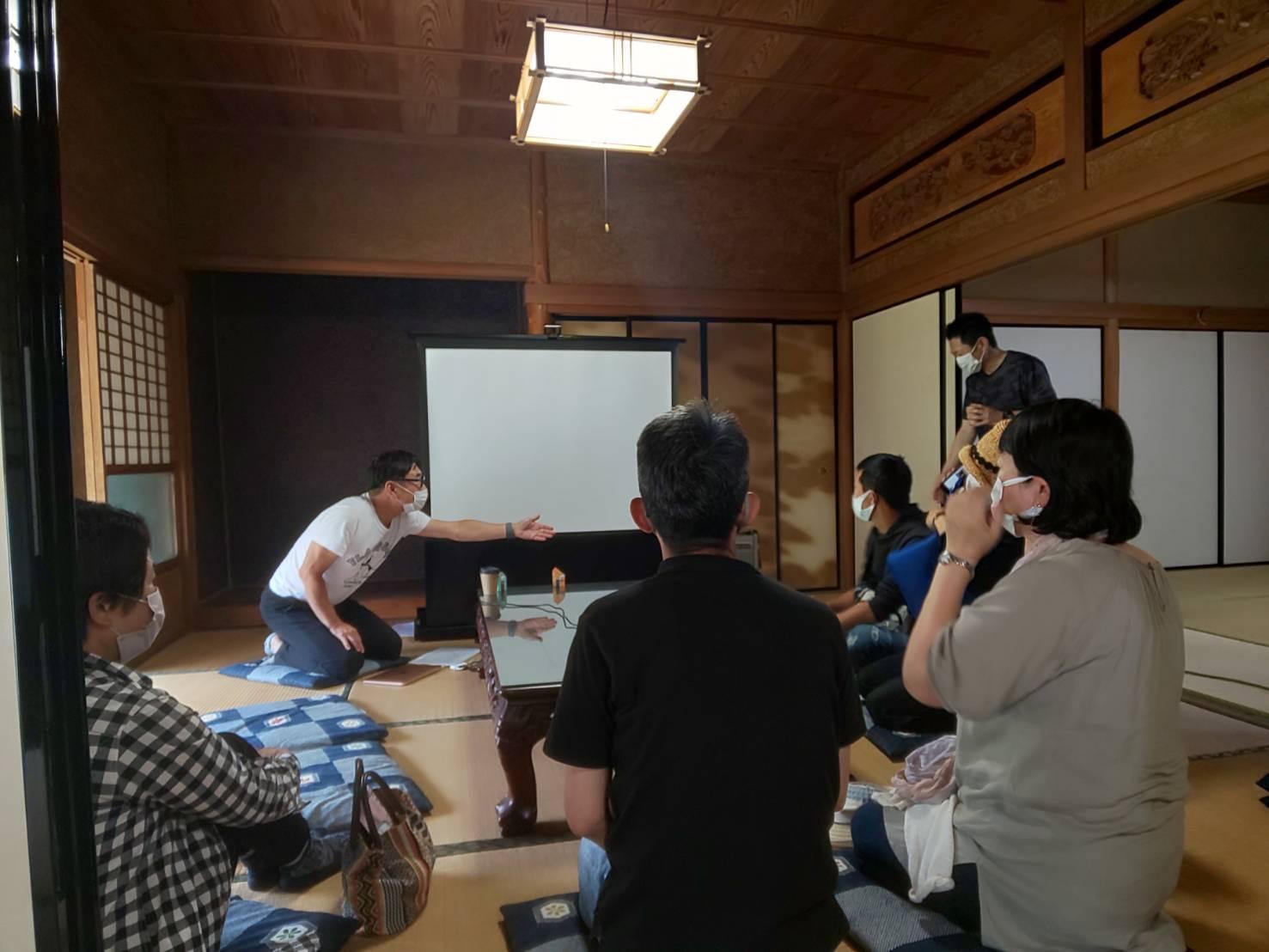 IMG_1471 6/20(日)古民家見学・トーク会しました!!伊賀市・名張市